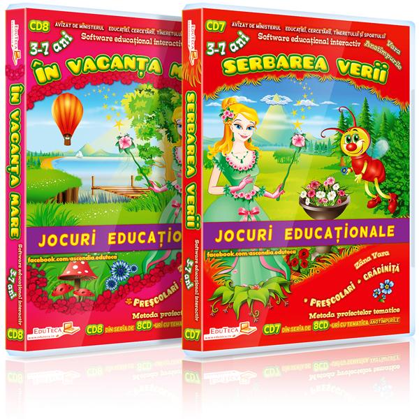 EduTeca – Vara – CD7 + CD8