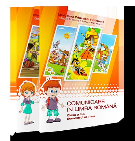 Manual – Comunicare în limba română – Clasa a II-a