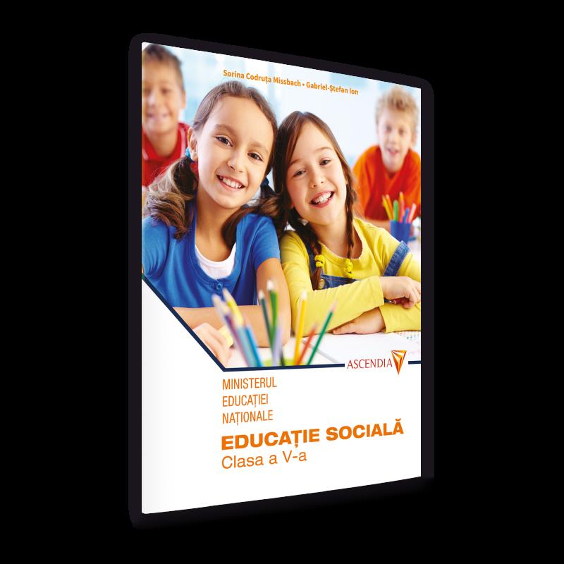 Manual – Educație Socială Clasa a V-a