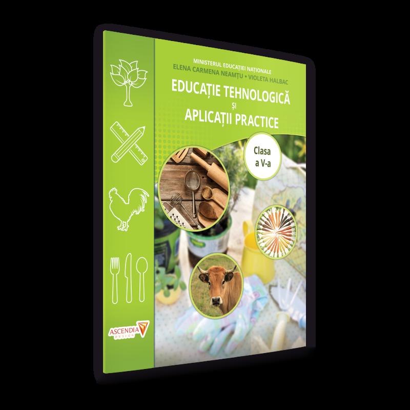 Manual – Educație Tehnologică și Aplicații Practice – Clasa a V-a